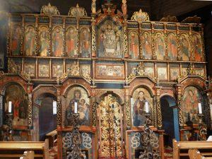 Iconostasis iconography