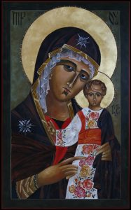 Hodegitria Mary the Saint
