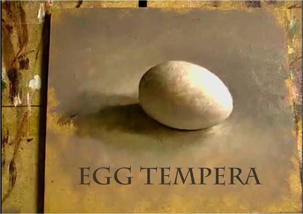 Egg Tempera Eggs