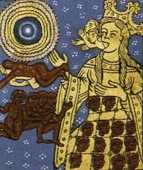 Hildegard of Bingam, female prophet