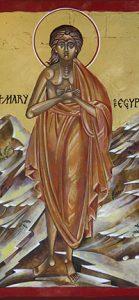 Mary, Mystic of the Desert