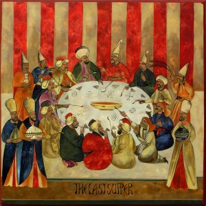 Eucharist and Living Peace Together