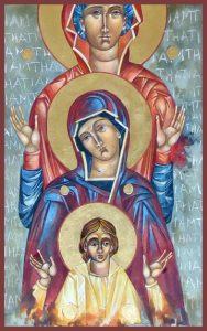 Women Iconographers