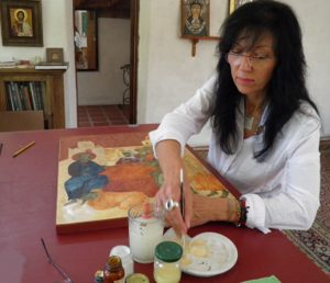 Icon Painting with Joy