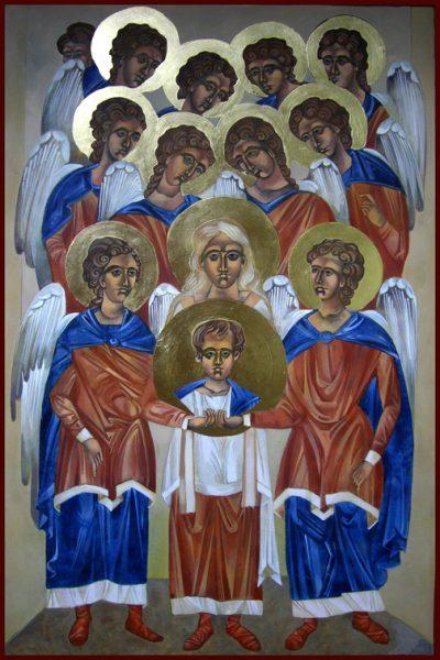 celestial angelic creatures