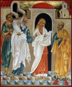 Mary Magdalene Gospel and St Andrew