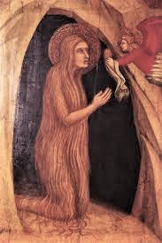 Mary Magdalene; from Egypt or France