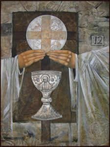 The Eucharist is Sacred