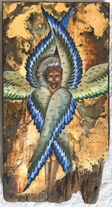 Angel Iconography, Celestial creatures