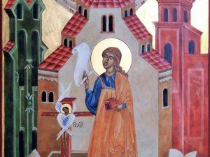 mary magdalene writes her gospel