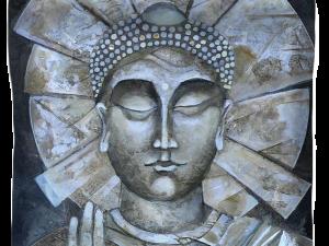 Buddha Duvet