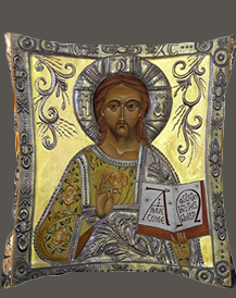 Icon of jesus Christ Pantocrator