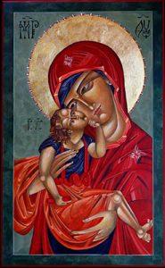 modern catholic painting