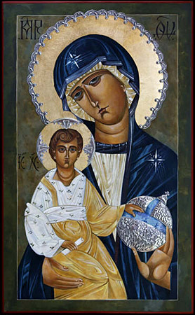 Mary Collection of Byzantine icons