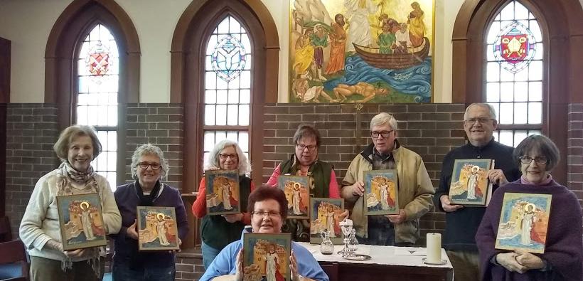 Icon Painting retreats