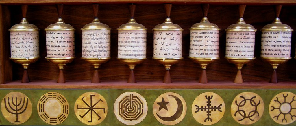 What are Prayer Wheels