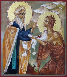 Byzantine icons, Message or Revelation