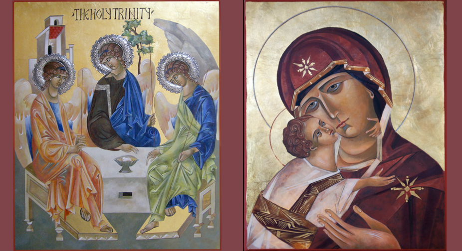 Byzantine Style iconographers