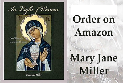 In Light of Women: Mary Jane Miller's latest book on Amazon